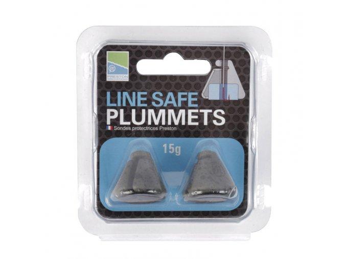 Line Safe Plummets