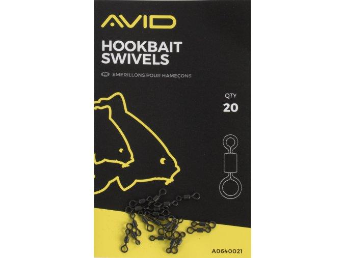 AVID A0640021 HOOKBAIT SWIVELS copy