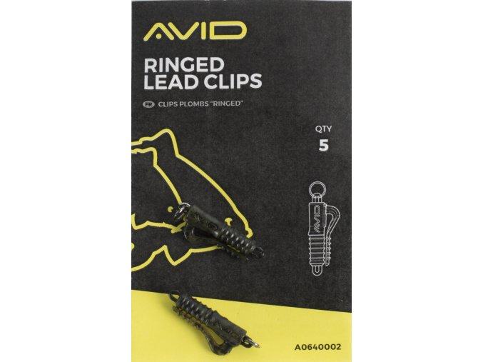 AVID A0640002 RINGED LEAD CLIPS copy