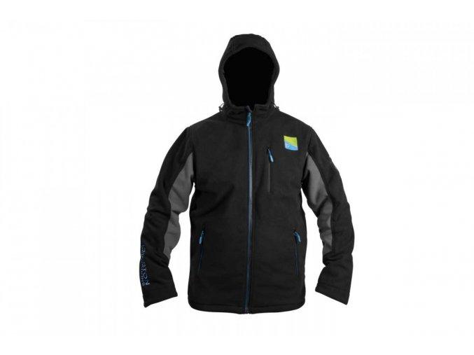 windproof hooded fleece 1