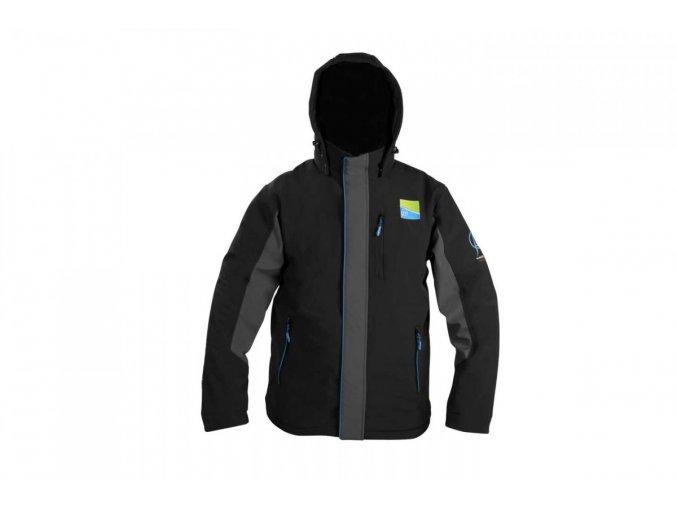 soft shell hooded fleece jacket 1