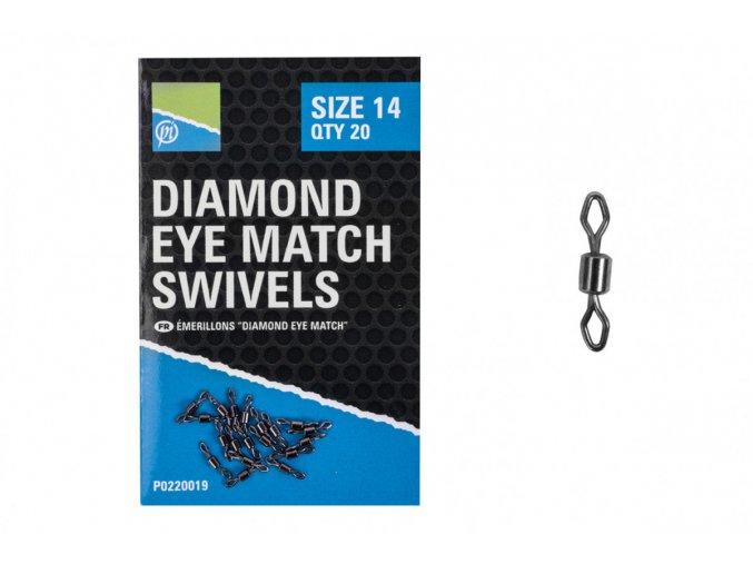 diamond eye match swivels 1