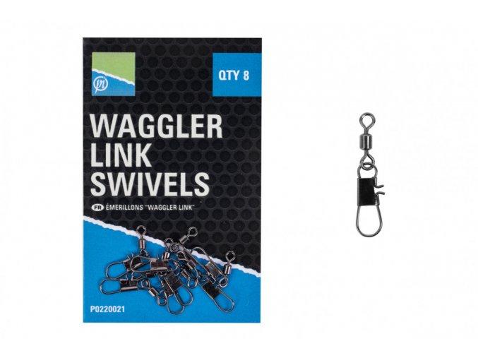 waggler link swivels 1