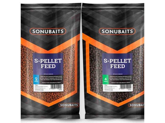 s pellet feed