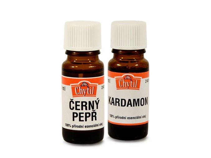 Esenciální přírodní oleje 10 ml