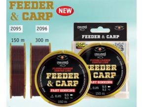 Feeder & Carp Line 300 m