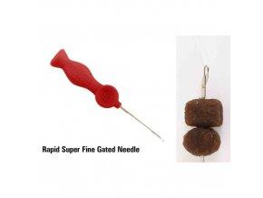 Preston Innovations Rapid Super Fine Gated Needle 500x500