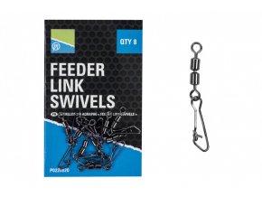 double feeder link swivels 1