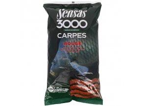 krmeni 3000 carpes rouge kapr cerveny 1kg
