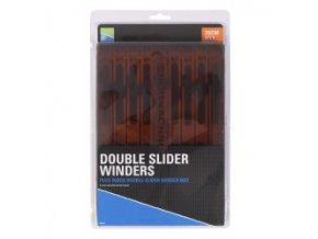 zestaw drabinek preston double slider winders box 26cm 8 drabinek
