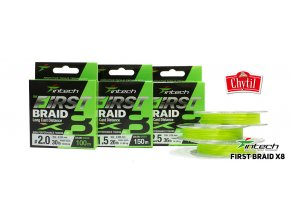 First BRAID X8 Green 01